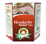 Headache relief tea is refined with a rare blend of herbal citation which acts as a great tonic for headache.