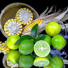 Yellow green by Asif Bora - Food & Drink Fruits & Vegetables