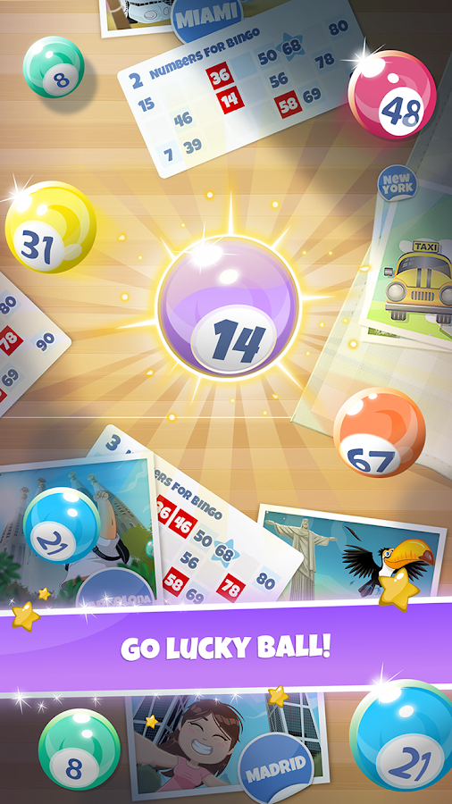 Loco Bingo 90 by Playspace Screenshot 4