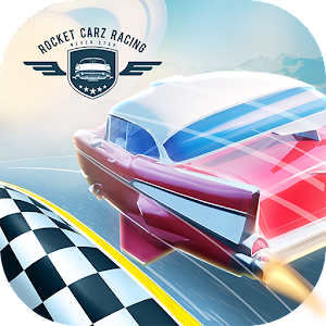 Rocket Carz Racing - Never Stop For PC (Windows & MAC)