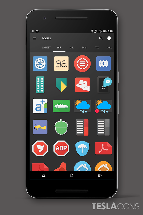 Teslacons Icon Pack Screenshot 3