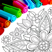 Mandala Coloring Pages APK for Ubuntu