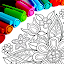 Mandala Coloring Pages for Lollipop - Android 5.0