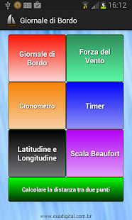 Giornale di Bordo - screenshot