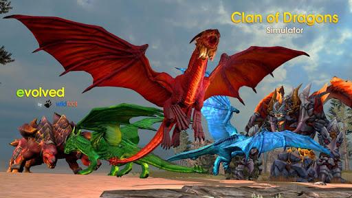 Clan of Dragons screenshot 3