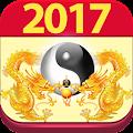 Lich Van Nien 2017 - Lich VN