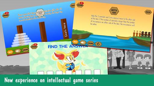 River Crossing IQ - screenshot
