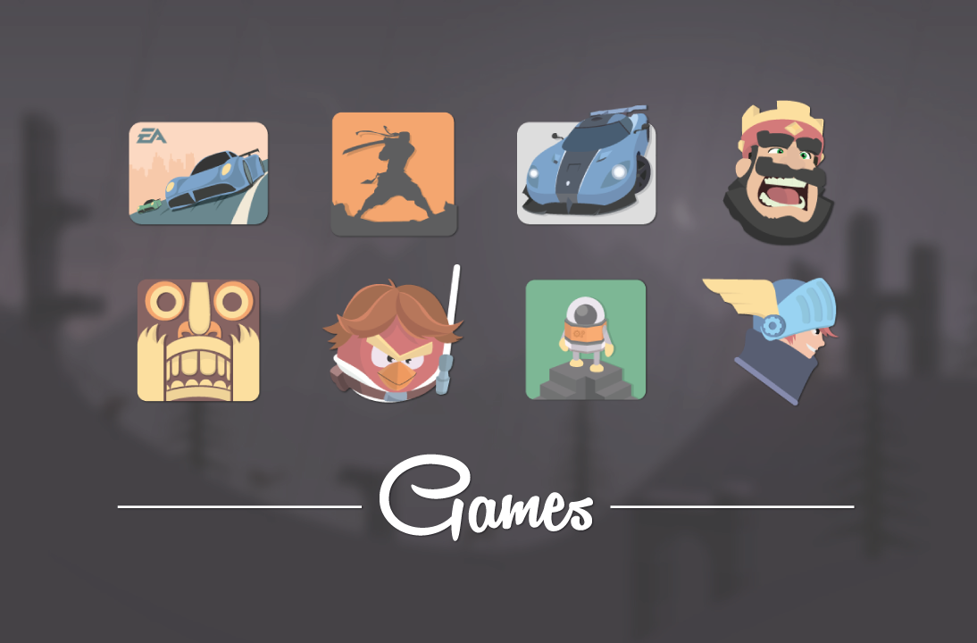 Magme - Icon Pack Screenshot 3