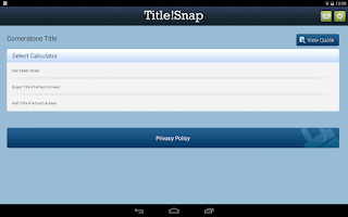 Screenshot of Title!Snap