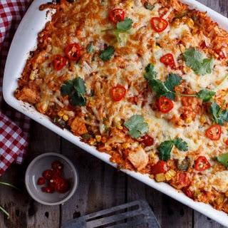 Cilantro Chicken And Rice Casserole Recipes
