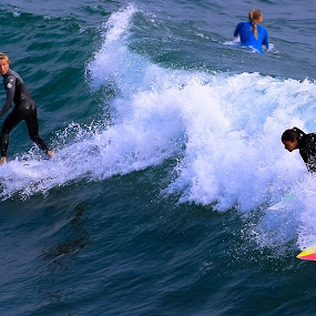Dude, don't drop in on my wave by Scott Murphy - Sports & Fitness Surfing (  )
