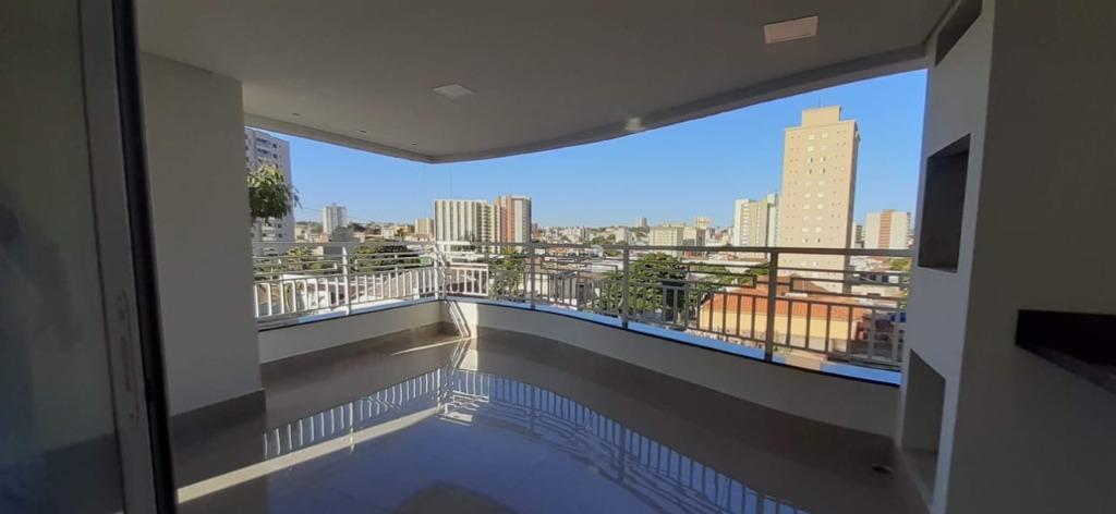 Apartamento à venda, 189 m² por R$ 1.125.000,00 - Mercês - Uberaba/MG