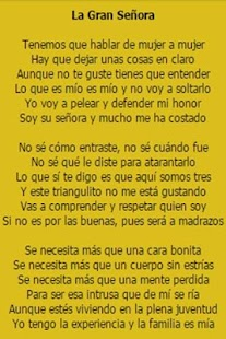 Free Lyrics Jenni Rivera - screenshot