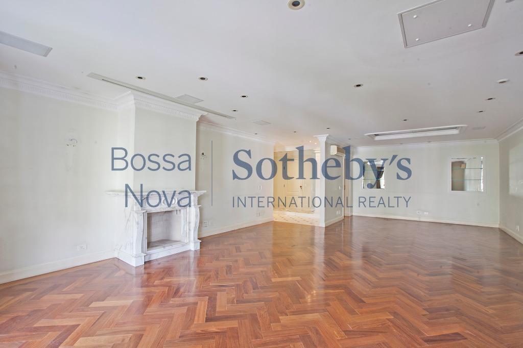 Apartamento em elegante condomínio próximo ao shopping Iguatemi