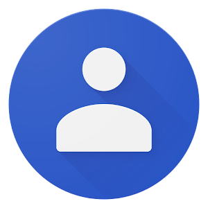 Contacts app for android