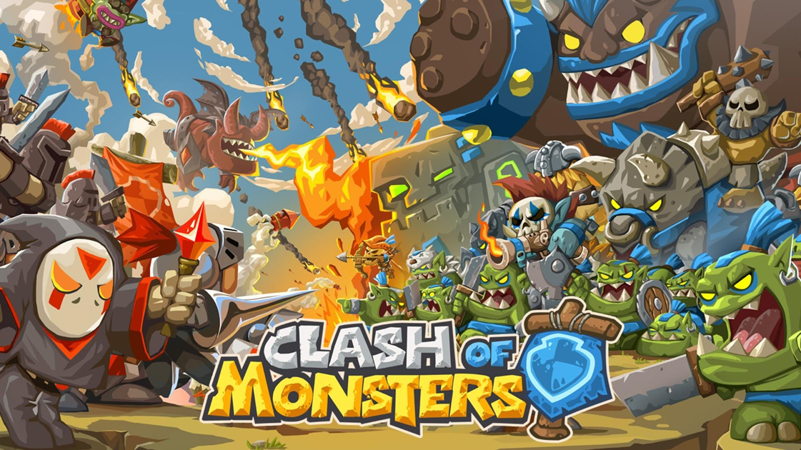 Clash of Monsters - CoM Screenshot 0