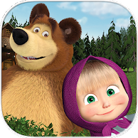 Masha and the Bear Educational Games pour PC (Windows / Mac)
