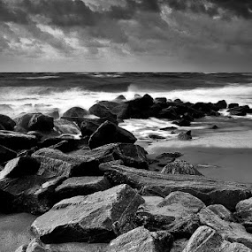 Boynton Beach by Ruel Tafalla - Landscapes Waterscapes