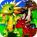 Dragon Family Simulator APK for Bluestacks