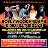 bhangra night out in wembley