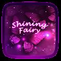 Shining Fairy Keyboard Theme APK for Bluestacks