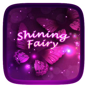 Shining Fairy Keyboard Theme