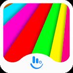 Colorful Life Keyboard Theme Icon