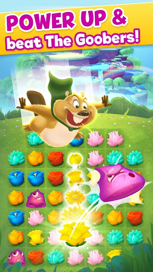 Puzzle Paws: Match 3 Adventure Screenshot 1