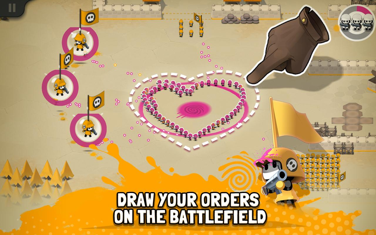 Tactile Wars Screenshot 7