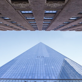Rule of Thirds by Andrew Holland - Buildings & Architecture Office Buildings & Hotels