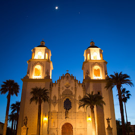 Saint Augustine Cathedral by Gannon McGhee - Buildings & Architecture Places of Worship ( catholic, church, arizona, tucson, cathedral, saint, augustine )