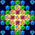 Jewel Glowing Neon Crush Icon