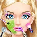 Game Pretty Girl Makeover Salon apk for kindle fire