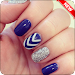 Nail Art Design - Step By Step Design Icon
