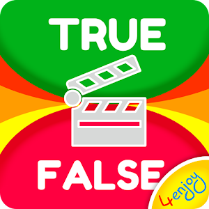 Cover art Trivia Movie: True or False