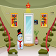 Snowman House Escape