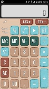 Cami Calculator Pro- screenshot thumbnail
