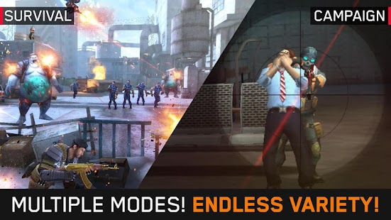 FRONTLINE COMMANDO: RIVALS- screenshot thumbnail