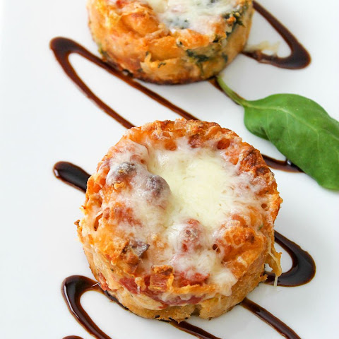 Savory Italian Tomato Bread Pudding - Flavor Excursion