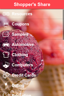 Shopper's Share - screenshot