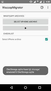 download Wazzap Migrator