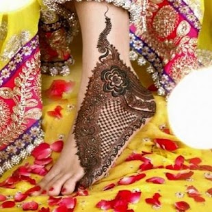 Foot/Feet Mehndi Styles APK for Kindle Fire