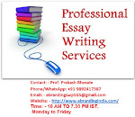 3.Professional PhD Thesis Writing Services in Delhi