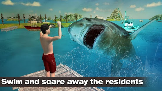 Shark Simulator 2019