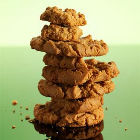 Old-Fashioned Peanut-Butter Cookies