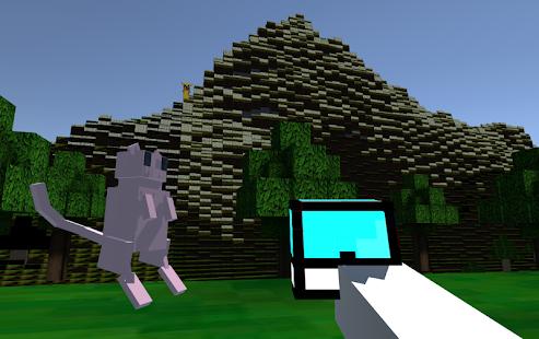 Pixel Monster Catch: Red APK for Bluestacks
