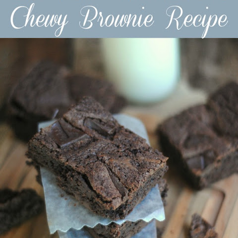 Copycat Starbucks Chewy Brownie
