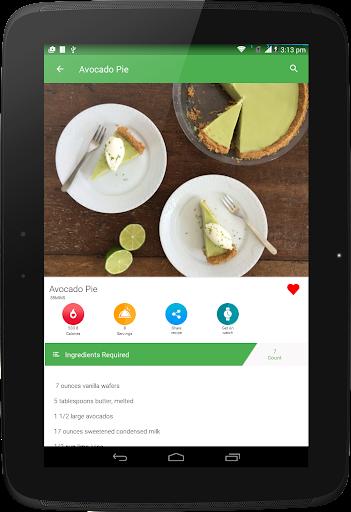 Food Book Recipes: Premium - screenshot