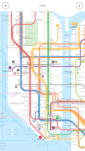 Inat - Metro Maps For PC