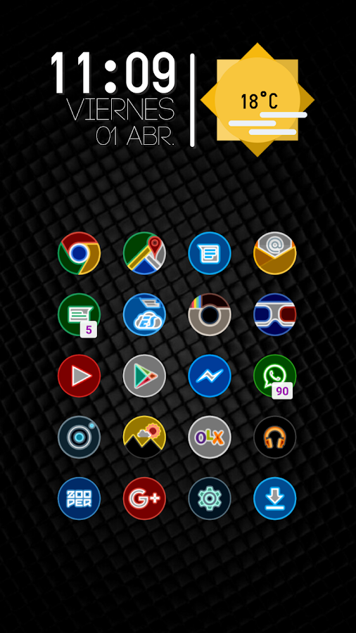 Nekko - Icon Pack Screenshot 5